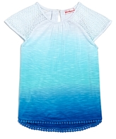 Design History Girls' Ombre Top - Little Kid