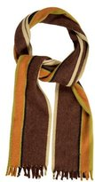 Prada Cashmere Striped Scarf