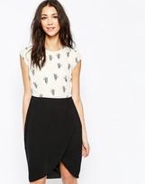 Sugarhill Boutique Dress With Panda Print Top