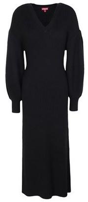 STAUD 3/4 length dress