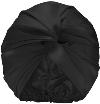 Slip Silk Turban