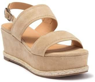 Joie Garland Platform Wedge Sandal