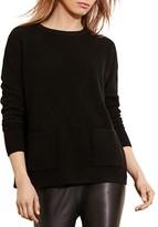 Lauren Ralph Lauren Cashmere Crewneck Sweater - 100% Bloomingdale's Exclusive