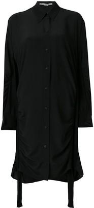 Stella McCartney Gathered Shirt Dress