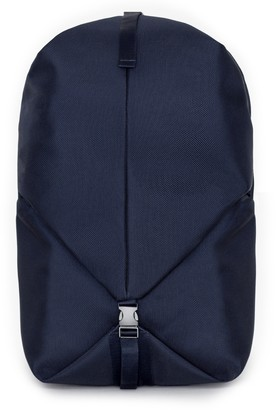 Côte and Ciel Oril Small Blue Ballistic Backpack