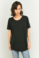 Cheap Monday Alloy Black Long-fit T-shirt