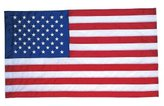 Annin Flagmakers 21850 Nylon American U.S. Banner Flag, 2-1/2 by 4-Feet