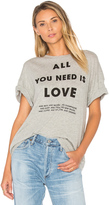 Wildfox Couture List of Demands Tee