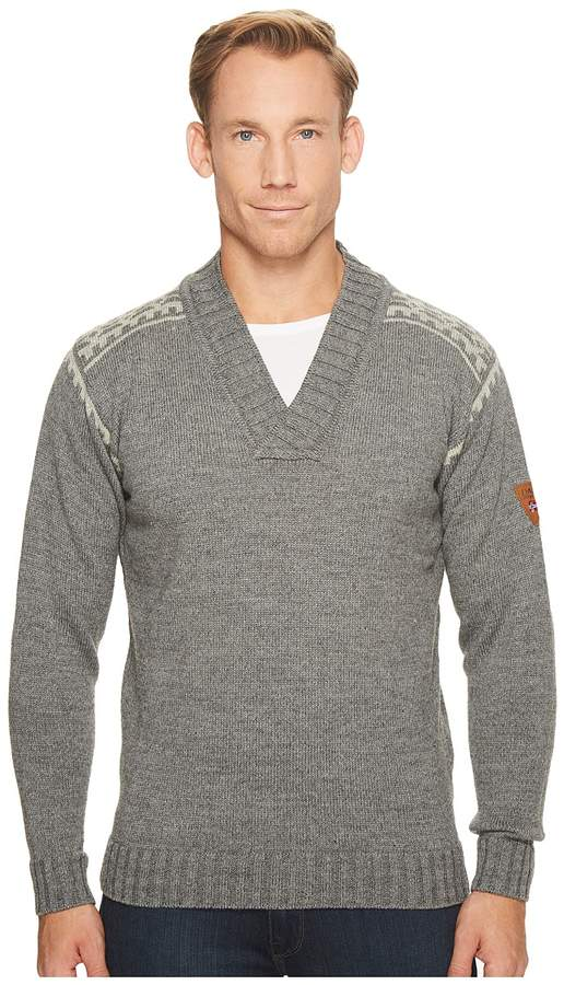 Dale of Norway Alpina Masculine Sweater Men's Long Sleeve Pullover