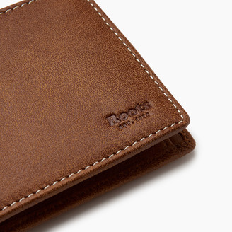 Roots Mens Slimfold Wallet With Side Flap