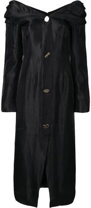 REJINA PYO Off-Shoulder Midi Dress