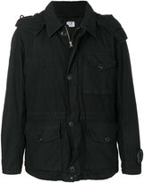 C.P. Company long sleeved slim-fit jacket