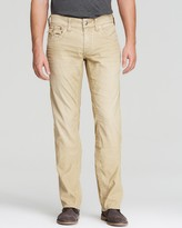 True Religion Jeans - Ricky Relaxed Fit Cords