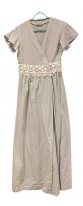 Stefanel Multicolour Cotton Dresses