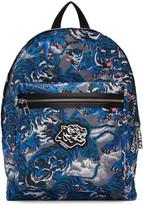 Kenzo Grey Flying Tigers Backpack