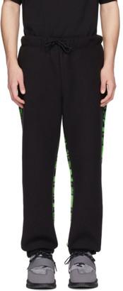 Perks And Mini Black and Green Neighborhood Edition Lounge Pants