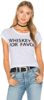 Chaser Whiskey Por Favor Tee