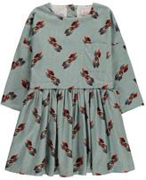 Morley Great Bird Flannel Dress