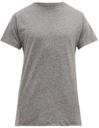 John Elliott Supima Cotton Blend T Shirt - Mens - Grey