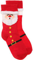 High Point Design Santa Toddler & Youth Crew Socks - Boy's