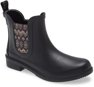 Joules Rutland Waterproof Chelsea Rain Boot