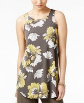 Alfani Floral-Print Top, Only at Macy's