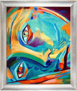 Helena Overstock Art Artistbe By Overstockart Doorway To The Heart Ii Reproduction By Wierzbicki