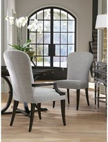 Barclay Butera Brentwood Upholstered Dining Chair Upholstery Color: Gray