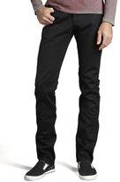 Naked & Famous Denim WeirdGuy Black Selvedge Jeans