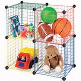 Whitmor 4-pc. Wire Storage Cube Set