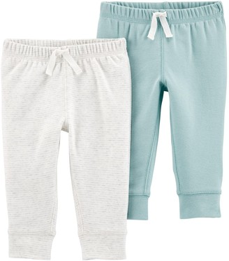 Carter's Baby 2-Pack Pull-On Pants