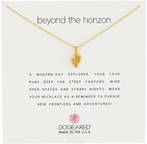 Dogeared Beyond the Horizon Cactus Reminder Necklace