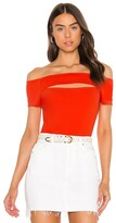Thumbnail for your product : BCBGMAXAZRIA Off the Shoulder Top