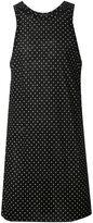 Haider Ackermann oversized spotty vest