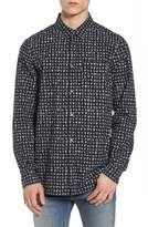 Wesc Men's Nicolas Print Shirt