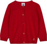 Petit Bateau Knitted cotton cardigan 3-24 months