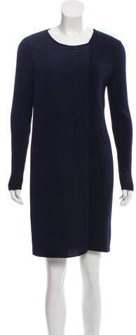 Christian Dior Wool Knit Dress