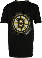 Reebok Boys' Boston Bruins TNT Frost T-Shirt