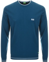 BOSS GREEN Rime Knitted Jumper Blue