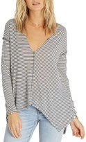 Billabong 'Old Crush' Drape Knit Top