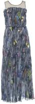 Christian Dior Grey Polyester Dresses