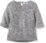 Old Navy Hi-Lo Sparkle Sweater for Toddler