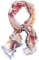 Juicy Couture Spun by Subtle Luxury Spotted Butterfly Scarf