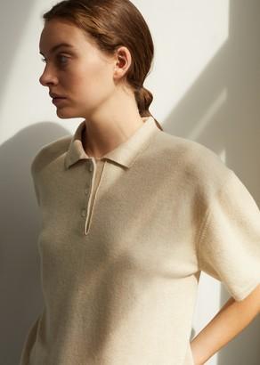 Extreme Cashmere Cashmere Lezard Polo Sweater
