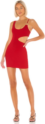superdown Keely Cut Out Dress