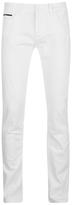 Calvin Klein Men's Skinny Jeans Infinite White