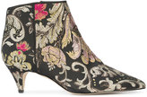 Sam Edelman patterned ankle boots