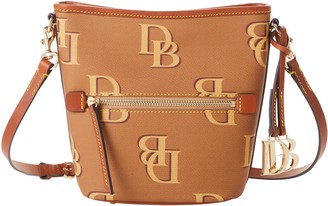 Dooney & Bourke Monogram Small Zip Sac