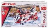Meccano 20 Model Set - Aerial Rescue