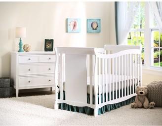 Delta Children Brookside 4-in-1 Convertible Baby Crib